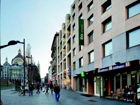 ibis Styles Antwerpen City Center