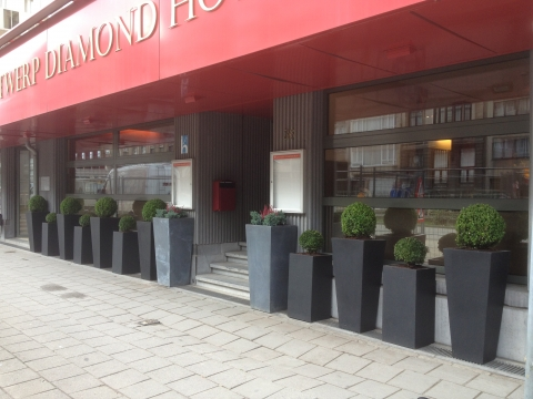 Eco Hotel Diamond Antwerpen