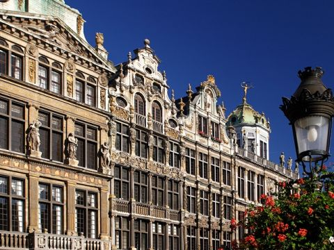 Secret Hotel Brussel 5* - Europese Wijk