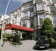 Best Western Premier Park Hotel Brussels