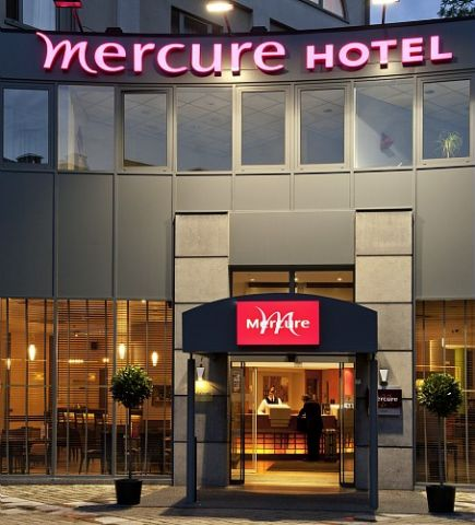 Mercure Leuven Center