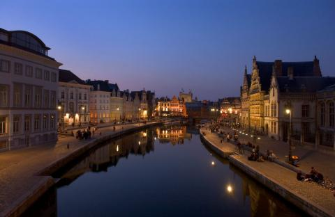 Ghent Marriott Hotel