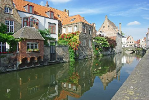 Secret Hotel Brugge 3*