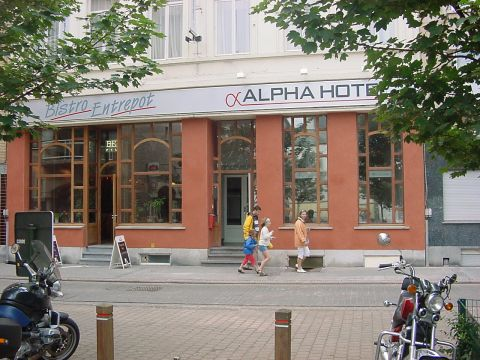 Alpha Hotel