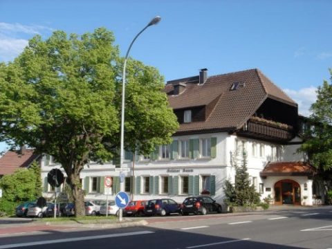 Flair Hotel Gr&uuml;ner Baum