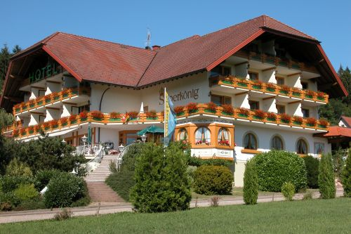 Schwarzwald-Hotel Silberk&ouml;nig Ringhotel Bleibach