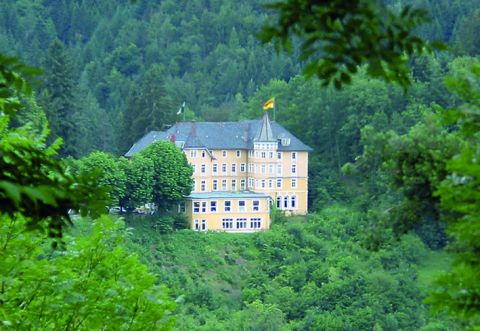 Hotel Schloss Hornberg