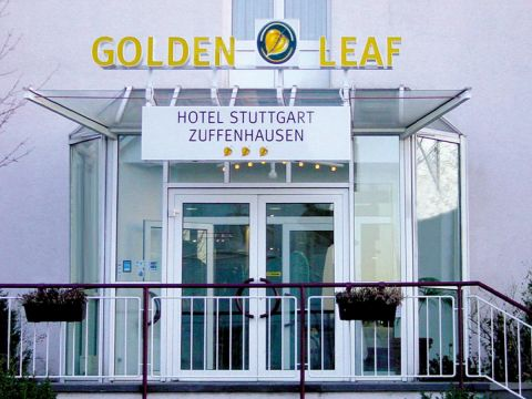 Golden Leaf Hotel Stuttgart Zuffenhausen