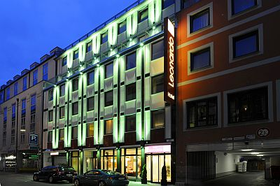 Leonardo Hotel M&uuml;nchen City Center