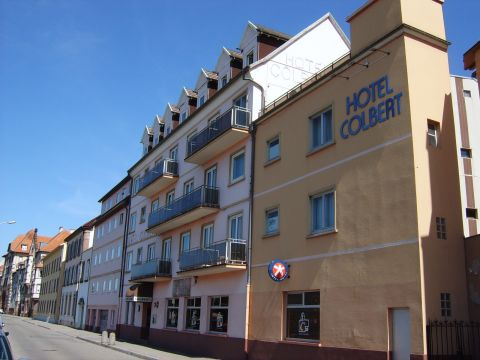Inter-Hotel Le Colbert