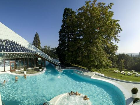 Sauna & Wellness resort Thermae 2000