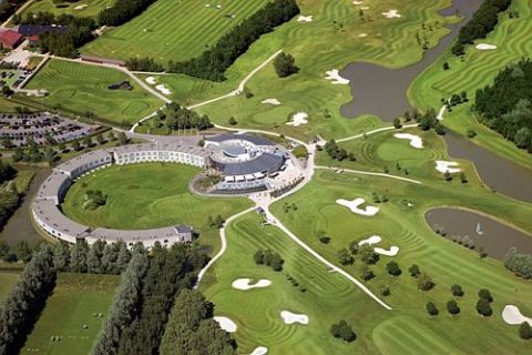 hampshire golfhotel waterland in purmerend
