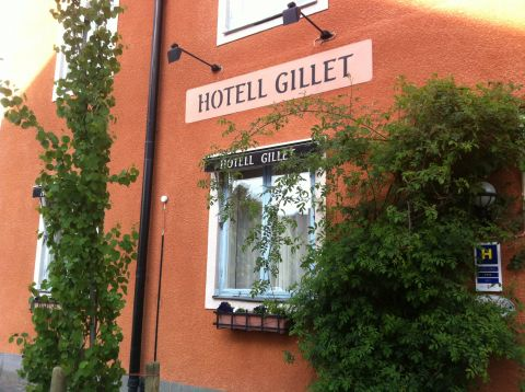 Hotell Gillet