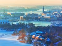 Kerstvakantie Zweden