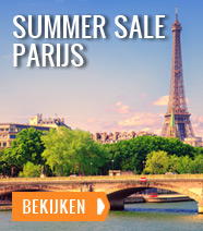 Parijs Summer Sale