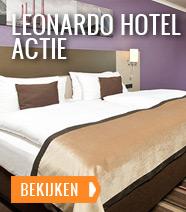 Leonardo Hotel actie