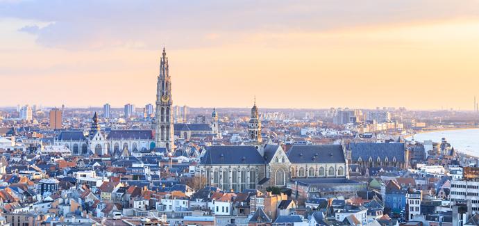Top 10 Antwerpen Header