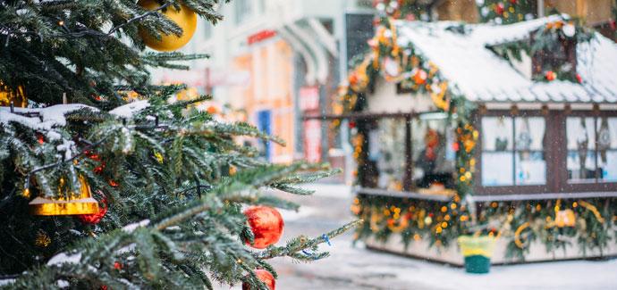 Kerstmarkten Luxemburg