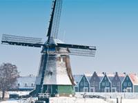 Kerstvakantie Nederland