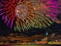 Nieuwjaar Zweden