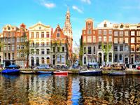 Hemelvaart Amsterdam