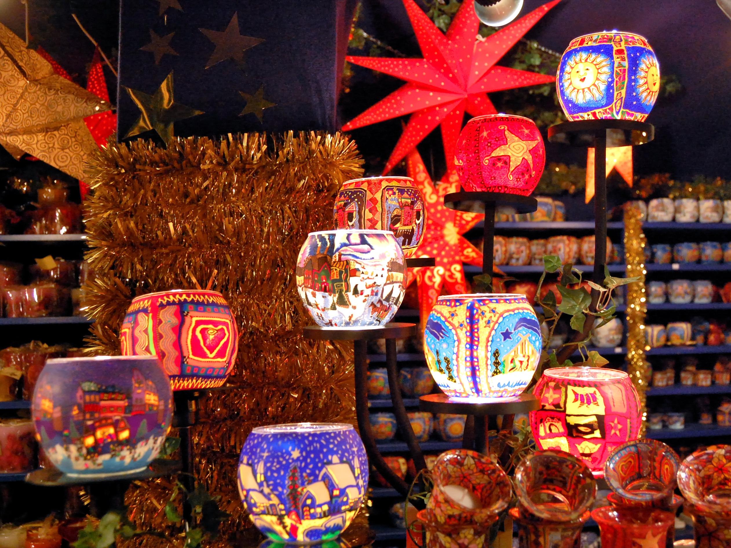kerstmarkt Frankrijk