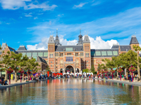 Pinksteren Amsterdam