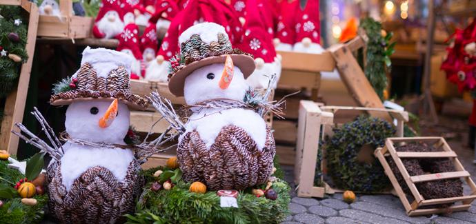kerstmarkten nederland
