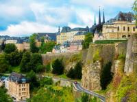 Luxemburg zomer