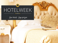 HotelWeek - Zomerweek - 4-sterrenhotels