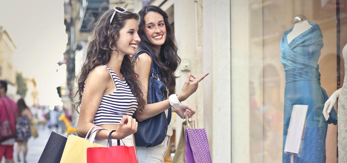 Voordelig shoppen tijdens solden