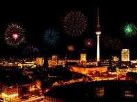 Nieuwjaar Duitsland