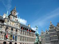 Pinksteren Antwerpen