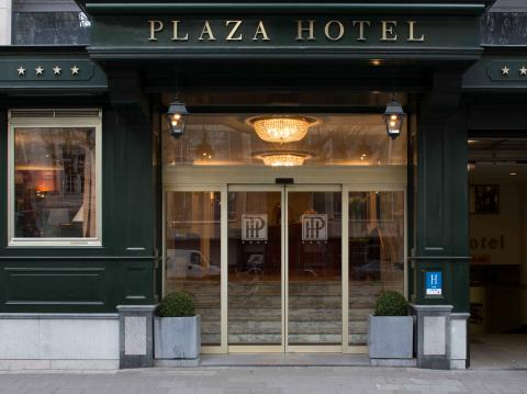 The Plaza Hotel Antwerp