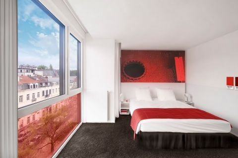 Pantone Hotel Brussels
