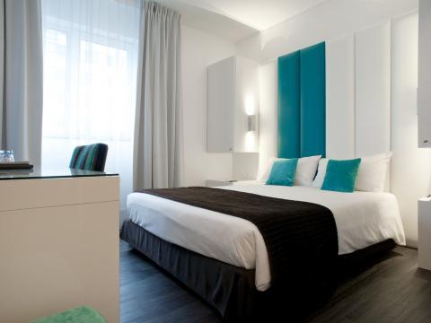 Hotel Ecu - Different hotels