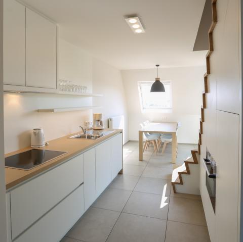 Duplex appartement - 2 slaapkamers