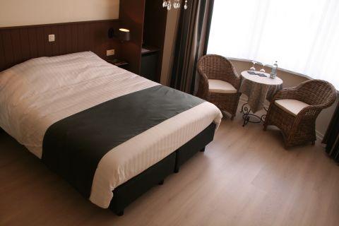 Tweepersoonskamer vanaf twee nachten