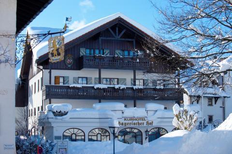 Hotel Bayerischer Hof Kur- & Sporthotel