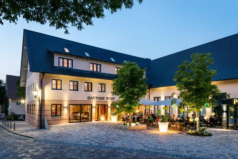 Die POST Hotel + Gasthof
