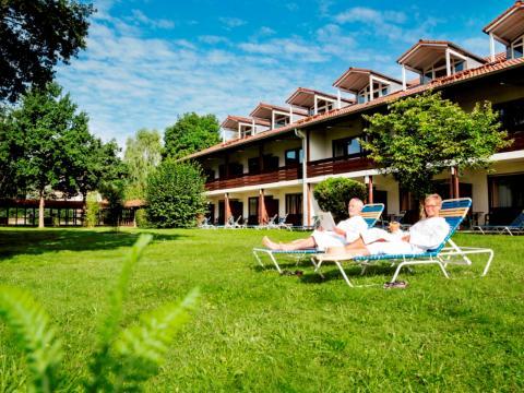 Johannesbad Vitalhotel Jagdhof
