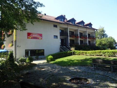 Hotel Alte Innbrücke