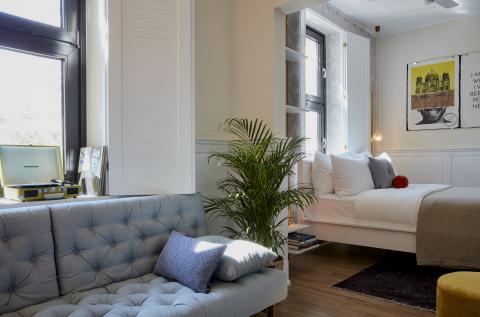 Executive tweepersoonskamer - vanaf 3 nachten