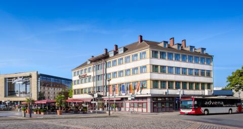 advena Hotel Hohenzollern City Spa