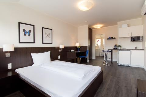 Apartmenthaus Hohe Strasse