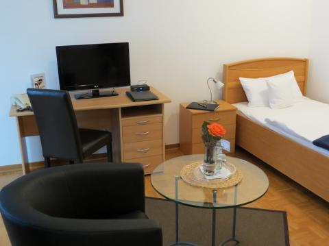 Standard Eenpersoonskamer