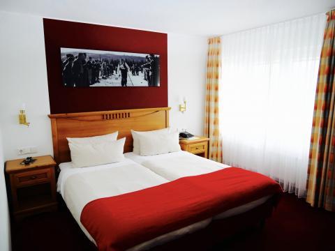Standaard Tweepersoonskamer met Uitzicht op de Berg - Hotdeal