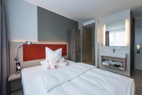 Basic eenpersoons kamer - Hotdeal