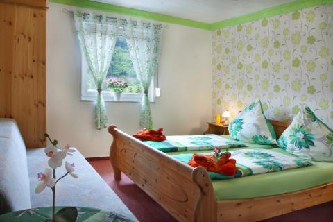Tweepersoonskamer - vanaf 3 nachten verblijf