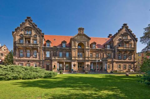 Schlosshotel Himmelsscheibe Nebra